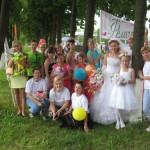 Воскресенску 75 парад